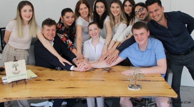 Ukraynalı genç kadın, tedavi için İzmir'i seçti