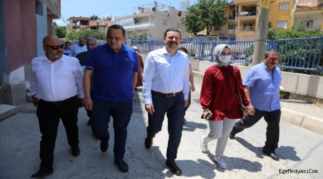 AK Partili Kaya: En iyi bildikleri boş boş durmak