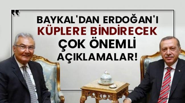 Baykal'dan Erdoğan'ı kızdıracak açıklamalar!