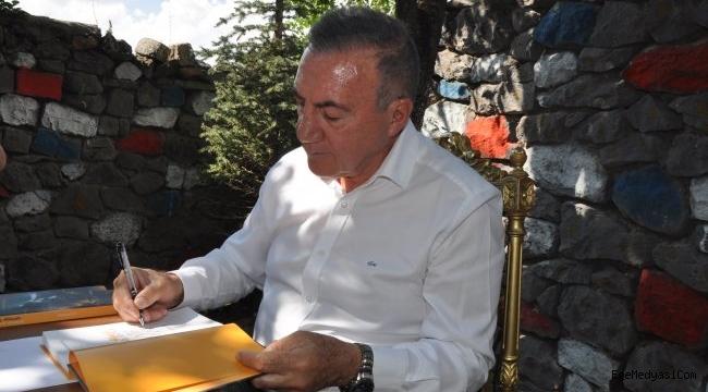 'Bir Kars Sevdalısı' Naif Alibeyoğlu
