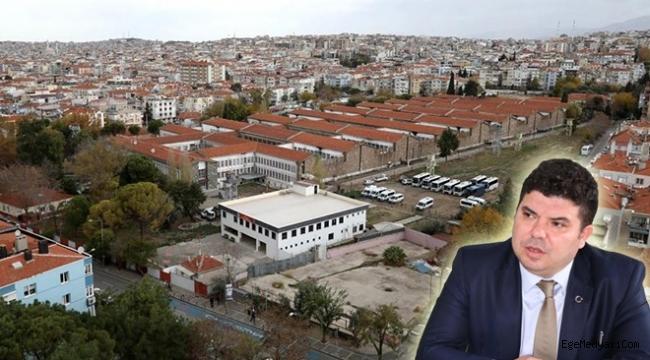 Buca'da AVM iddiasına Başkan Kılıç ne dedi?