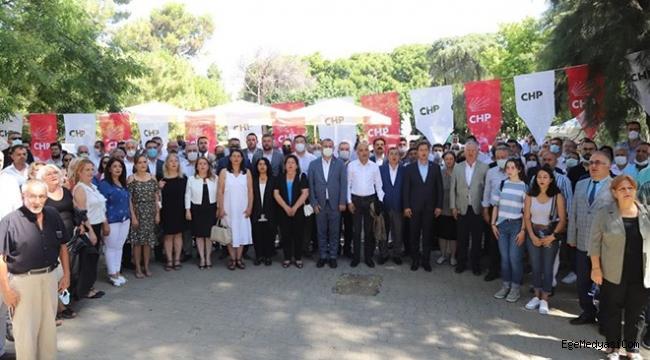 CHP İzmir'de bayramlaşma