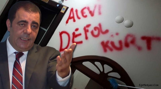 CHP'li Çapan'dan, 'Alevi, defol Kürt' provokasyonuna sert tepki