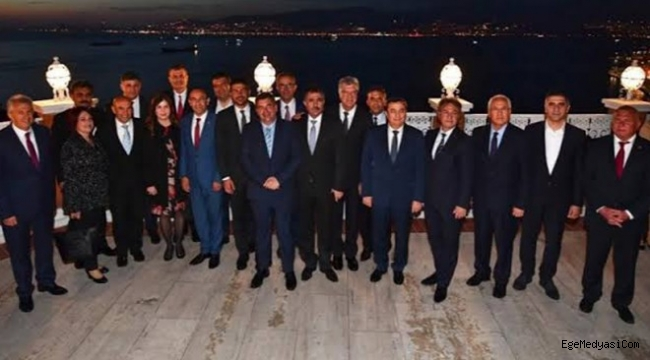 İzmir Çeşme'de başkanlar kampa giriyor