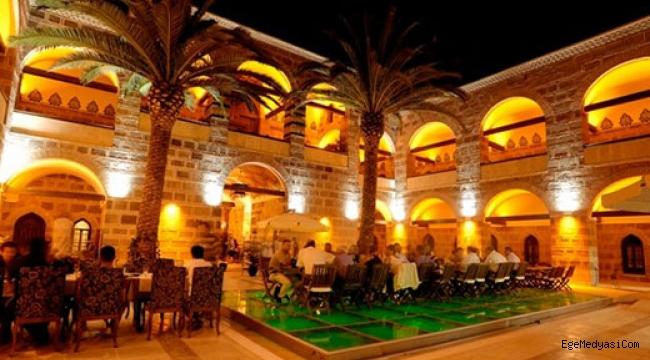 Kanuni Kervansaray Hoteli yeniden açıldı