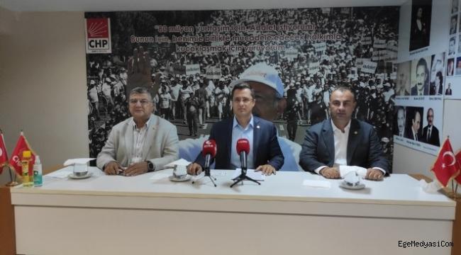 CHP İzmir'den AKP'ye:Bu ne perhiz bu ne lahana turşusu!