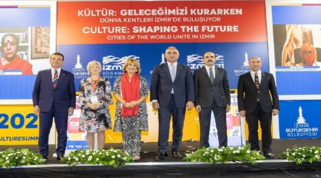 Dünya İzmir'de buluştu
