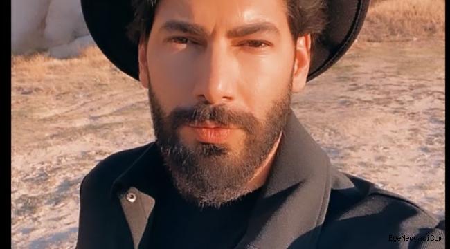 Tolga Yüce yeni Filmi İçin Kapadokya'da